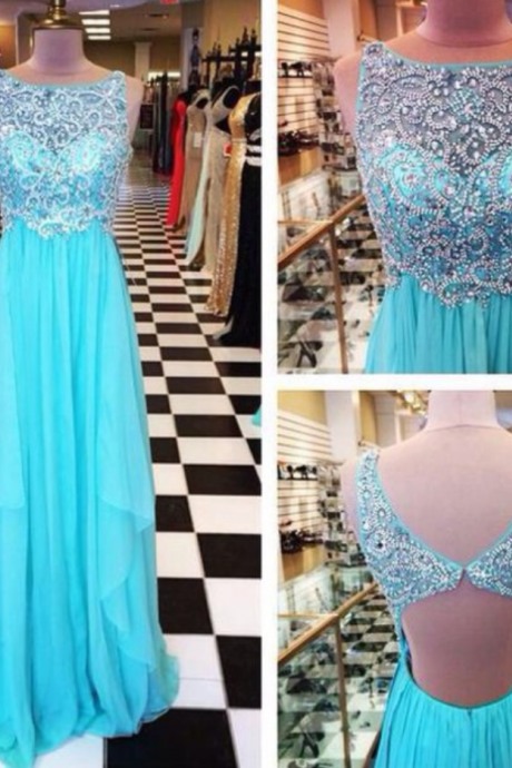 Blue Prom Dresses,Backless Prom Gowns,Sparkle Prom Dresses,2016 Party Dresses,Long Prom Gown,Open Back Prom Dress,Sparkly Evening Gowns,Glitter Prom Gowns,Open Backs Evening Gowns