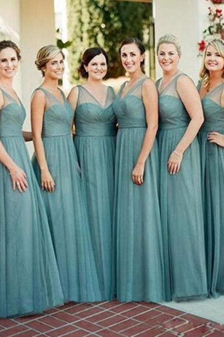 Cheap Bridesmaid Dresses,A-line Bridesmaid Dress,Popular bridesmaid dress,Custom bridesmaid dress, Wedding Party Dresses,Long Bridesmaid Dress,Bridesmaid Dresses