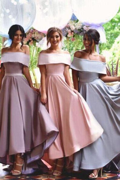 Simple Bridesmaid Dress,New Arrival bridesmaid dress,Custom bridesmaid dress, Wedding Party Dresses,Long Bridesmaid Dress,Bridesmaid Dresses,Bridal Gowns
