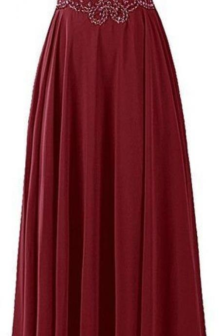 New Arrival Sexy Prom Dress,modest Prom Dresses,Long Evening Dress,Formal Dress