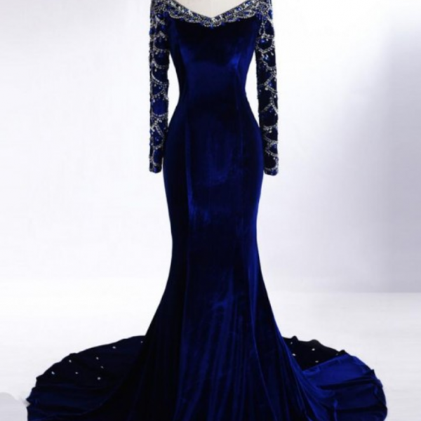 Luxurious Evening Dresses ..