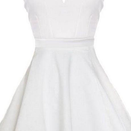 Short Homecoming Dress,white Homecoming Dress,cute Homecoming Dresses,Short Prom Dress